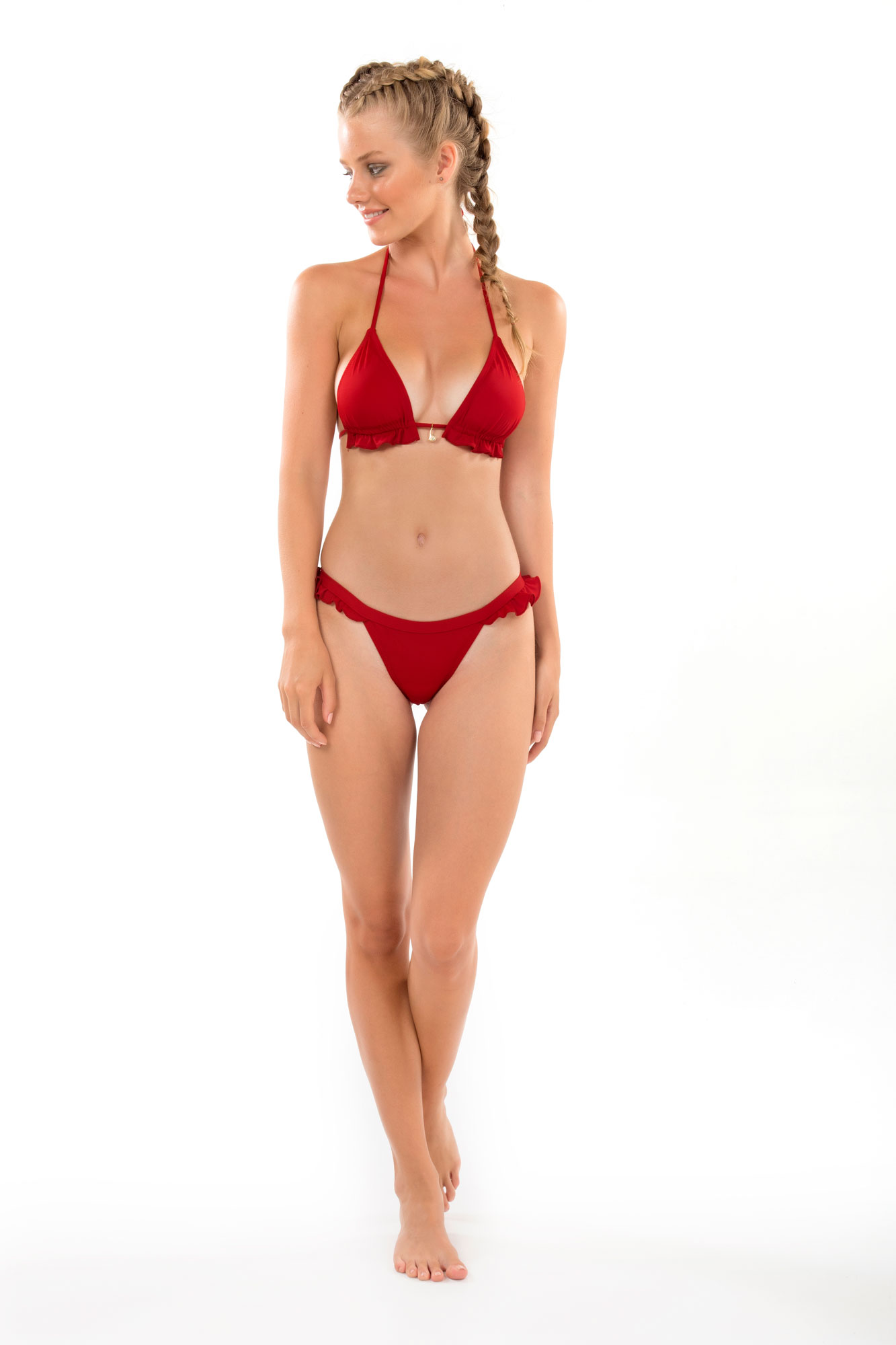 Red Lava Blueblue Beachwear